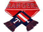 Texas Rangers Forever Collectibles 2013 Wordmark Acrylic Knit Scarf Apparel & Accessories