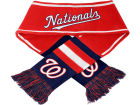 Washington Nationals Forever Collectibles 2013 Wordmark Acrylic Knit Scarf Apparel & Accessories