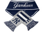 New York Yankees Forever Collectibles 2013 Wordmark Acrylic Knit Scarf Apparel & Accessories