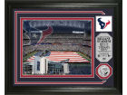 Houston Texans Highland Mint Photo Mint Coin-Bronze Collectibles