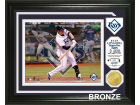Tampa Bay Rays Evan Longoria Highland Mint Photo Mint Coin-Bronze Collectibles