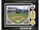 Chicago White Sox Highland Mint Photo Mint Coin-Bronze Collectibles
