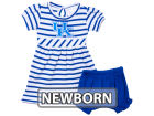 Kentucky Wildcats NCAA Newborn Stripe Dress Infant Apparel