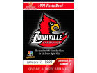 Louisville Cardinals 1991 Fiesta Bowl DVD Collectibles