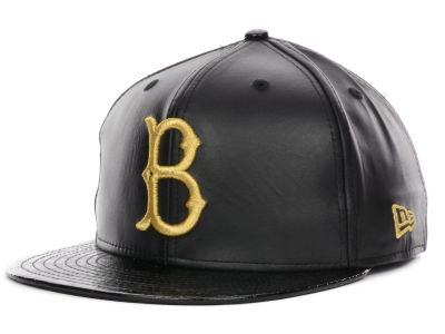 Brooklyn Dodgers MLB 59th Anniversary Crocodile 59FIFTY Cap Hats