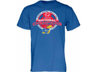 Blue 84 2013 Womens NCAA Track & Field Champ T-Shirt T-Shirts