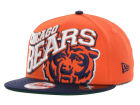 Chicago Bears New Era NFL Swoopty 9FIFTY Snapback Cap Adjustable Hats
