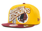 Washington Redskins New Era NFL Swoopty 9FIFTY Snapback Cap Adjustable Hats