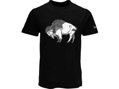 New Era Branded Standing Buffalo T-Shirt
