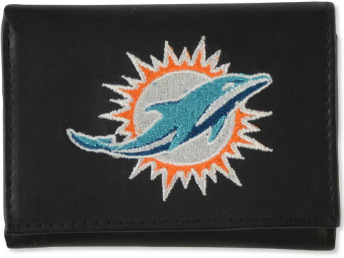 Miami Dolphins Rico Industries Trifold Wallet