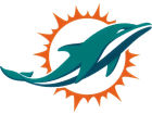 Miami Dolphins Rico Industries Static Cling Decal Auto Accessories