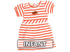 Oklahoma State Cowboys NCAA Infant Stripe Dress Infant Apparel