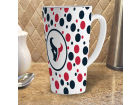 Houston Texans 16oz Latte Mug Kitchen & Bar