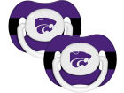 Kansas State Wildcats Pacifier 2 pack Newborn & Infant