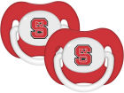 North Carolina State Wolfpack Pacifier 2 pack Newborn & Infant
