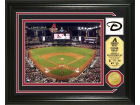 Arizona Diamondbacks Highland Mint Photo Mint Coin-Bronze Collectibles