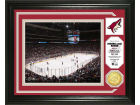 Phoenix Coyotes Highland Mint Photo Mint Coin-Bronze Collectibles