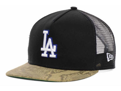 Los Angeles Dodgers MLB Snaketruck 9FIFTY Strapback Cap Hats