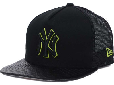 New York Yankees MLB Snaketruck 9FIFTY Strapback Cap Hats