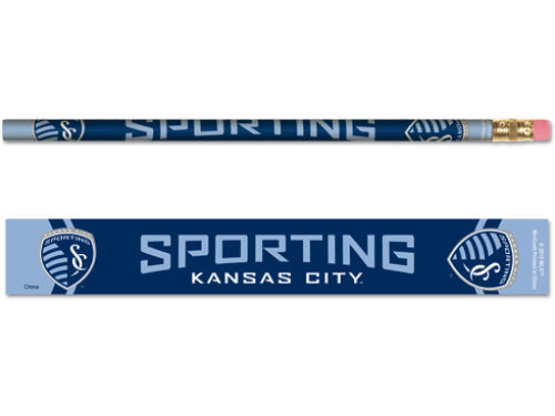 Sporting Kansas City Wincraft 6-pack Pencils