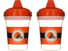 Cleveland Browns MLB Sippy Cup 2 pack Newborn & Infant