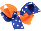 Florida Gators Medium Dot Barrette Headbands & Wristbands