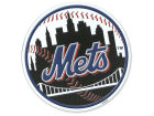 New York Mets 8in Car Magnet Auto Accessories