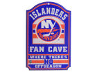 New York Islanders Wincraft 11x17 Wood Sign Flags & Banners