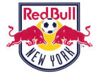 New York Red Bulls Wincraft Die Cut Color Decal 8in X 8in Bumper Stickers & Decals