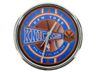 New York Knicks Chrome Clock Bed & Bath