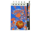 New York Knicks 3x5 Flip Spiral Notebook Pen Set Home Office & School Supplies