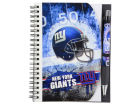 New York Giants 5x7 Spiral Notebook And Pen Set Home Office & School Supplies