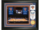 New York Knicks Highland Mint Photo Mint Coin-Bronze Collectibles