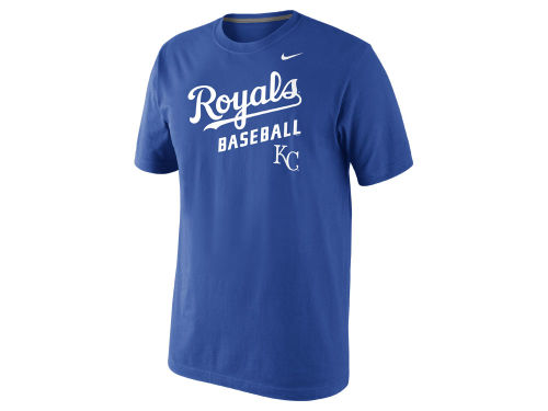 Kansas City Royals Nike MLB Men's Practice T-Shirt