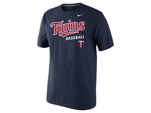 Minnesota Twins Nike MLB Men's Practice T-Shirt