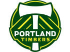 Portland Timbers 4x4 Magnet Auto Accessories