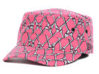 Jeremy Scott Argyle Military Cap Castro Hats