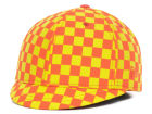 Jeremy Scott Checkered Umpire Cap Fitted Hats
