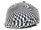 Jeremy Scott Swirl Umpire Cap Fitted Hats