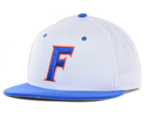 Florida Gators Nike NCAA Authentic Vapor Fitted Cap Hats