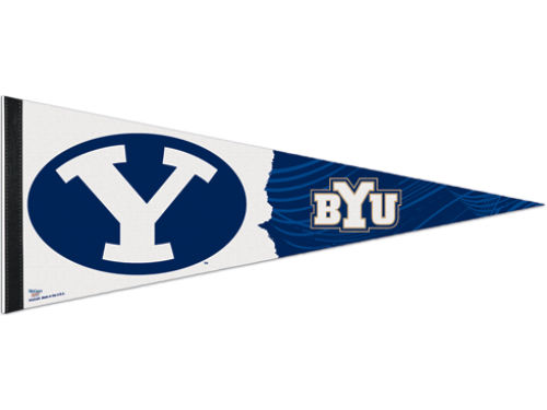 Brigham Young Cougars Wincraft 12x30in Pennant