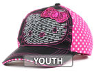 Hello Kitty Hello Kitty Youth Polka Dot Back Baseball Cap Adjustable Hats
