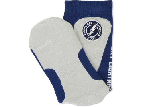Tampa Bay Lightning Color Block Wordmark Socks