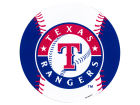 Texas Rangers 8in Car Magnet Auto Accessories