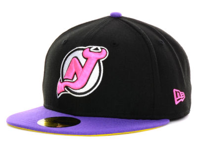 New Jersey Devils NHL 59FIFTY Cap Hats