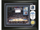 Dallas Mavericks Highland Mint Photo Mint Coin-Bronze Collectibles