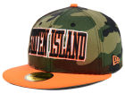Staten Island City Block 2 Tone 59FIFTY Cap Fitted Hats