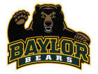 Baylor Bears Wincraft Die Cut Color Decal 8in X 8in Bumper Stickers & Decals