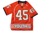 Illinois Fighting Illini Nike NCAA Youth Replica Football Game Jersey Jerseys