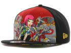 Tokidoki Glance 9FIFTY Snapback Cap Adjustable Hats